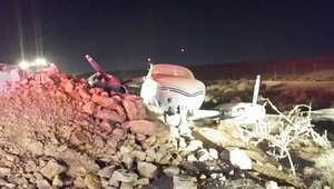 تحطم طائرة قادمة من الغردقة قرب مطار الرياض والقاهرة تنفي أنها مسجلة بمصر