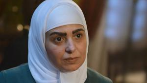 الممثلة المصرية صابرين