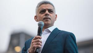 صادق خان: لندن أعظم مدينة في العالم.. والإرهاب لن يخيف سكانها