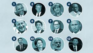 إليك ترتيب 12 من قادة ورؤساء العالم من حيث قيمة دخلهم السنوي