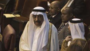 صورة ارشيفية للسفير القطري