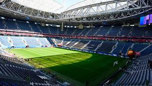 تعرف على الملاعب التي ستحتضن مباريات بطولة كأس القارات 2017 في روسيا