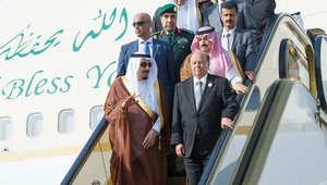 هادي يعود من شرم الشيخ إلى الرياض برفقة الملك سلمان ويرجئ عودته إلى عدن