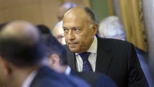 """قضاء مصر ينظر دعوى تتهم وزير الخارجية بـ""""الفساد"""""""