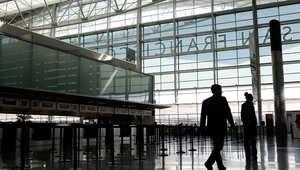 صورةارشيفية لمطار سان فرانسيسكو