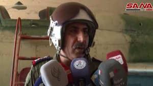 تضارب حول سيطرة داعش على مطار الرقة.. وجبهة النصرة تطلق معركة للسيطرة على بلدة مسيحية