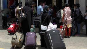 """مئات اليمنيين عالقون في الأردن.. وعمّان تؤكد: تدقيق الوثائق """"مسألة سيادية"""""""