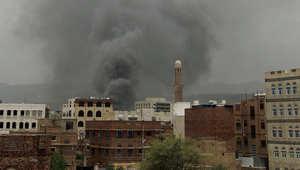 """تقارير """"حوثية"""" عن مئات الضحايا بقصف سعودي وإمطار """"ظهران الجنوب"""" بالصواريخ"""