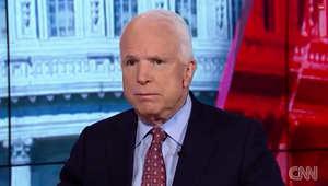 ماكين لـCNN: علاقة البيت الأبيض مع إسرائيل مأساة