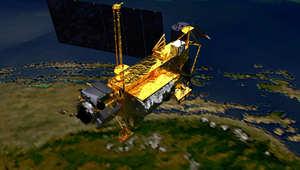 من الارشيف: قمر صناعي تابع لوكالة ناسا