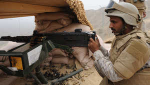 مفتي السعودية يجيز إفطار الجنود على الحدود
