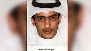 """درس الهندسة وذهب إلى سوريا.. السعودية تكشف معلومات عن """"الإرهابي الخطير"""" طايع الصيعري"""