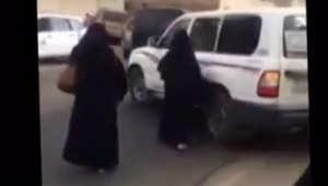 السعودية: هيئة الأمر بالمعروف تحقق في فيديو صراخ طالبات تُركن بالشارع بعد توقيف سائقهن
