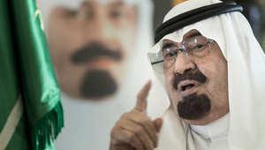 الملك عبد الله بن عبد العزيز، ملك السعودية
