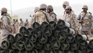 """مقتل جندي سعودي في قطاع جازان بـ""""مقذوفات"""" من اليمن"""