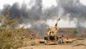 """هجوم حوثي عابر للحدود بالكاتيوشا والهاون على نجران.. والرياض تتوعد بـ""""رد سريع"""""""