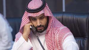 شاهد بالصور: محمد بن نايف ومحمد بن سلمان بمقر قيادة العمليات العسكرية السعودية ضد الحوثيين
