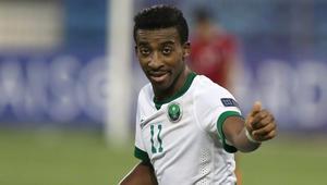 السعودية تهزم إيران بسداسية وتبلغ نهائي كأس آسيا للشباب