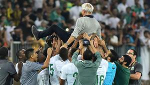 تعرف على أبرز خمسة عوامل ساهمت في وصول المنتخب السعودي إلى كأس العالم