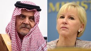 أزمة سياسية تهدد التعاون العسكري.. وزيرة خارجية السويد تتهم الرياض بمنعها من مخاطبة الوزراء العرب