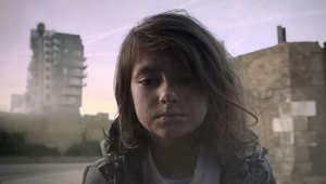 مقطع من فيديو حملة دعم أطفال سوريا
