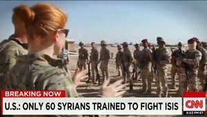 مسؤول أمريكي لـCNN: جبهة النصرة تقبض على 5 من الثوار السوريين الـ60 الذين دربتهم وسلحتهم واشنطن