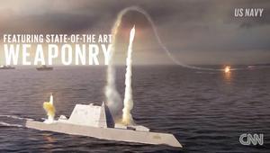 تعرف بالفيديو: لماذا دفعت البحرية الأمريكية 3 مليارات دولار لهذه المدمرة