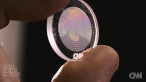 """هل بلورات """"سوبرمان"""" قادرة على تخزين معلومات إلى الأبد؟"""