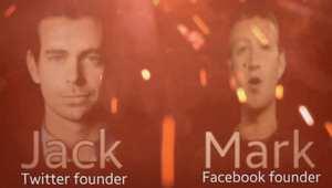 """أنصار """"داعش"""" يهددون مؤسسي فيسبوك وتويتر في فيديو جديد: أنتم وحكومتكما الصليبية لستم بمستوانا"""