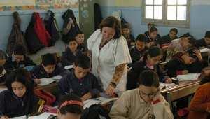 """أزيد من 8 مليون تلميذ جزائري يلتحقون بمقاعد الدراسة.. والأساتذة يشتكون """"السياسة التقشفية"""""""