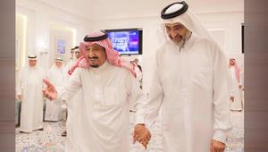 الشيخ عبدالله آل ثاني يدعو مسؤولي قطر لرفع حجب رقم عمليات خدمة القطريين بالسعودية