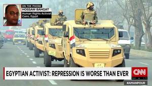 ناشط مصري لـCNN: ما نعيشه الآن أسوأ من عهدي مبارك والإخوان.. وهذه هي الصفقة التي عرضها السيسي للمصريين وفشل