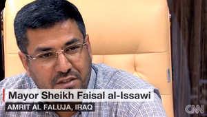 قائم مقام عامرية الفلوجة لـCNN: نقوم بتسليح انفسنا.. المسؤولون في بغداد لا يثقون بالسنة