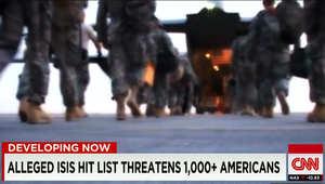 محلل يبين لـCNN كيف تؤثر قرصنة داعش لمعلومات عن عسكريين أمريكيين على الجيش والحكومة: يثير رعب المسؤولين