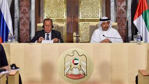 عبدالله بن زايد: يجب خروج إيران وتركيا لحل الأزمة بسوريا