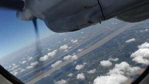 رصد نشاط في البحر قد يكون له علاقة بسقوط الطائرة الماليزية