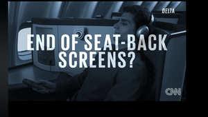 هل ستختفي شاشات الترفيه بالطائرات؟