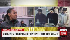 مصدر أمني بلجيكي لـCNN: نبحث عن مشتبه به آخر في تفجير مترو الأنفاق في بروكسل وعبدالسلام لا يتعاون مع السلطات