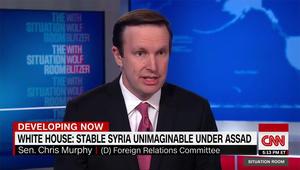 سيناتور لـCNN: لا شكوك بمسؤولية الأسد عن هجوم خان شيخون الكيماوي