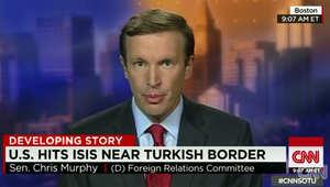 سيناتور أمريكي لـCNN: لا يمكن هزيمة داعش عسكريا فقط.. والمعارضة السورية لا يمكنها قتال التنظيم وبشار الأسد معا