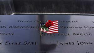 حلت الخميس الذكرى الثالثة عشر لهجمات الحادي عشر من سبتمبر/ أيلول