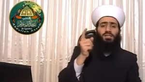 زريقات كما ظهر في تسجيلات دعائية لكتائب عبدالله عزام