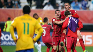 بالصور.. منتخب صربيا يتوج بمونديال الشباب