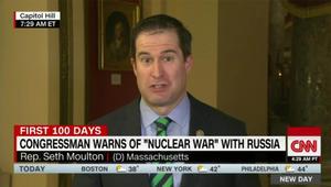 """عضو بالكونغرس يحذر من """"حرب نووية"""" مع روسيا"""