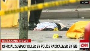 أمريكا: أسامة رحيم المقتول على أيدي الأمن ببوسطن تطرف متأثرا بداعش وخطط لقطع رأس شرطي