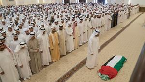 الحداد 3 أيام بالإمارات بعد وفاة والدة رئيس الدولة