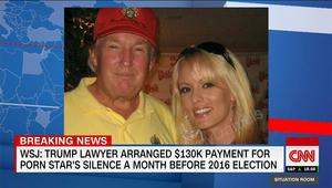 تقرير: محامي ترامب دفع مبالغ مالية لنجمة أفلام إباحية مقابل صمتها بـ2016
