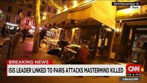 """التحالف يعلن مقتل قيادي داعشي يُرجح علاقته بـ""""العقل المدبر"""" لهجمات باريس في غارة بسوريا"""
