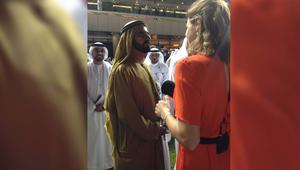 الشيخ محمد بن راشد لـCNN:  حب الخيل يسري في دمي.. وكأس دبي العالمي يعيد الخيول العربية لموطنها الأصلي
