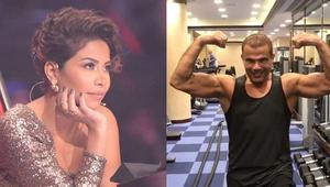 """هل ردّ عمرو دياب على شيرين؟ وكيف استفادت مصر من """"خناقتهما"""" بمليون جنيه؟"""